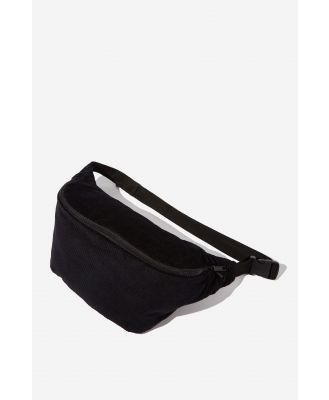 Factorie - Oversized Bumbag - Black