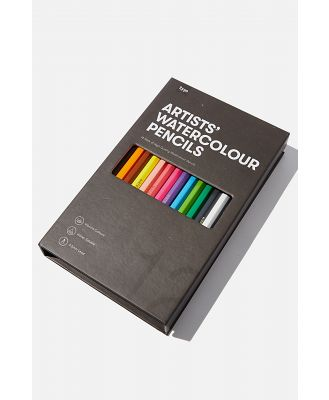 Typo - Watercolour Pencils 12 Pack - Pastello