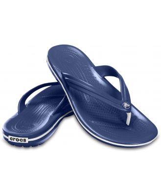 Crocs Crocband Flip Navy Blue