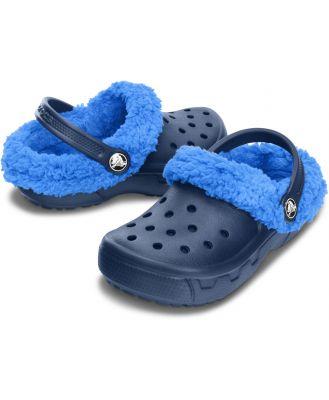 Crocs Kids' Mammoth EVO Clog Blue