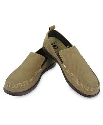 Crocs Men's Walu Slip-On Brown