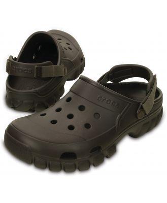 Crocs Offroad Sport Clog Dark Brown