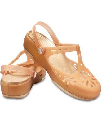 Crocs Women's Crocs Isabella Clog Dark Gold