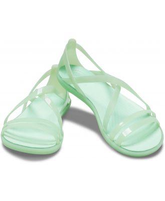 Crocs Women's Crocs Isabella Strappy Sandal Neo Mint