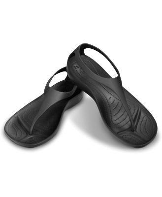 Crocs Women's Sexi Flip Black