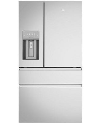 Electrolux 609 Litre French Door Refrigerator - Stainless Steel