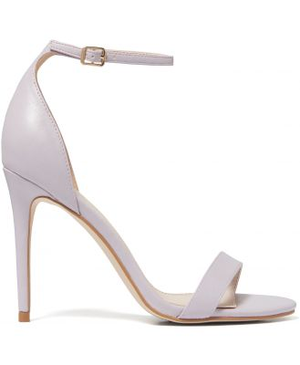 Aria Heeled Sandals - Lilac