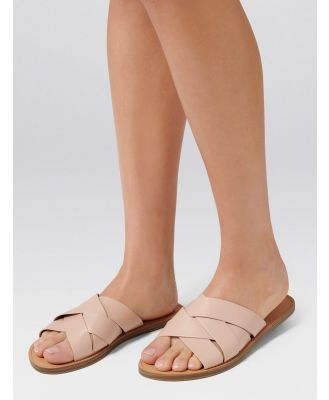 Lucia Summer Sandals - Nude