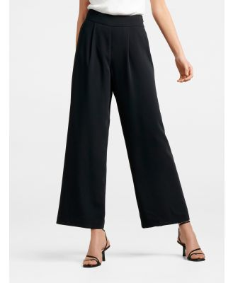 Veronica Wide Leg Pants - Black