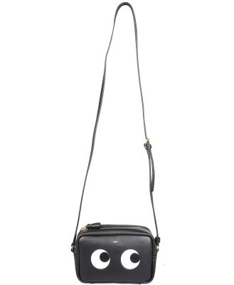 Anya Hindmarch Designer Handbags, Eyes Right Mini Crossbody Bag