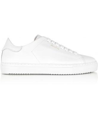 Axel Arigato Designer Shoes, Clean 90 White Leather Women's Sneakers