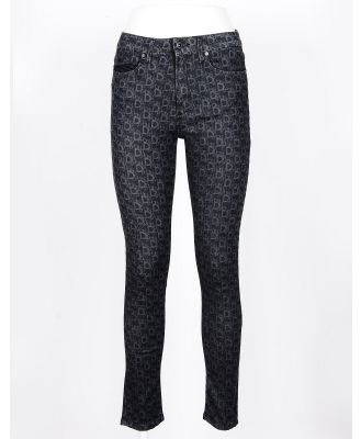 Dondup Designer Pants, Women's Anthracite Pants
