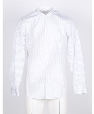 Dries Van Noten Designer Shirts, Men's White Shirt