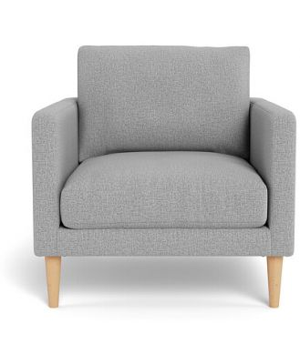 Docklands MKIII Armchair 1S Forte Grey by Freedom