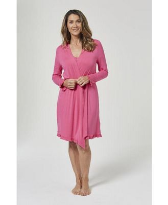 Jane Lamerton Pink Dressing Gown
