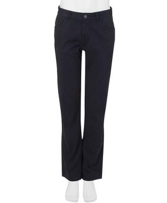 Jc Lanyon Bedford Cord Trouser Navy