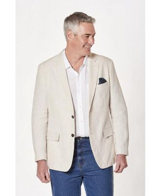 Jc Lanyon Linen Sports Jacket