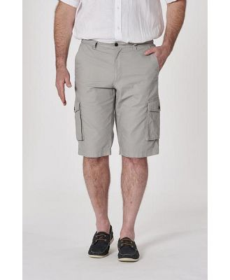 Jc Lanyon Ripstop Cargo Short Grey
