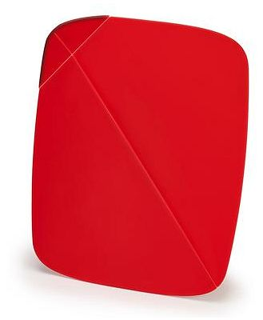 Joseph & Joseph Duo Folding Chopping Board Red