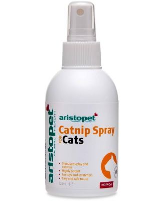 Aristopet 125ml Catnip Spray