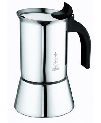 Bialetti Venus Induction Stovetop Espresso Maker 6 Cup