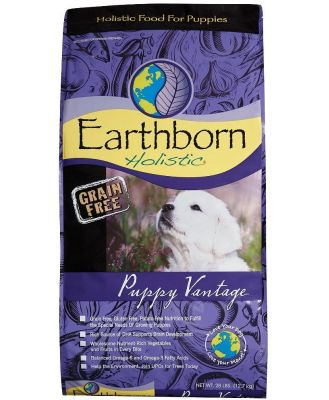 Earthborn Holistic 12.7kg Puppy Vantage