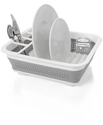 Madesmart Collapsible Dish Rack
