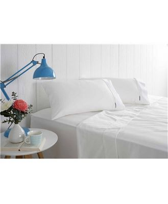 Odyssey Living 1000TC Cotton Rich King Sheet Set White