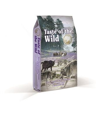 Taste Of The Wild Grain Free Sierra Mountain Roasted Lamb 6kg