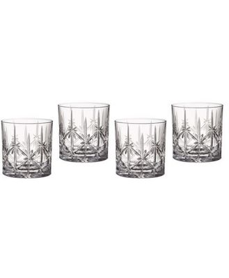 Waterford Marquis Sparkle Tumbler Glass Set of 4