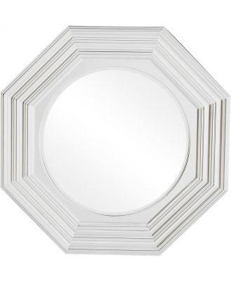 Burton Mirror White