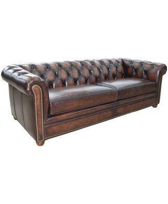 Zuri Grand Sofa Dark Fotana