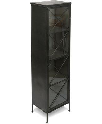 Chicago Single Door Bookcase