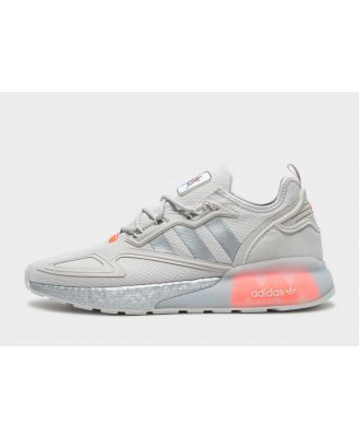 adidas Zx 2k Boost Gry/slv/red