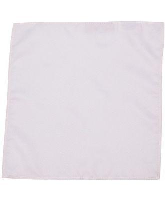 Johnny Bigg Fremont Plain Twill Pocket Square Pink 1