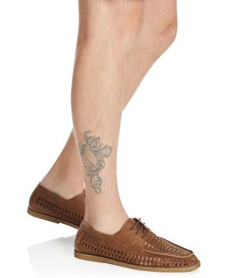 Johnny Bigg Harry Lace Up Shoe Tan 9