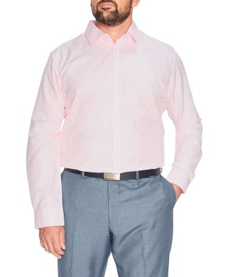 Johnny Bigg Jasper Dress Shirt Pink Xl