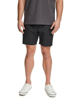 Johnny Bigg Plain Stretch Swim Shorts Black 40