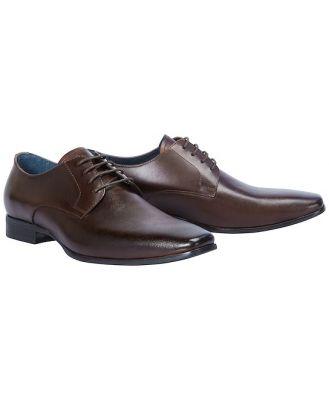 Johnny Bigg Terrence Dress Shoe Brown 15