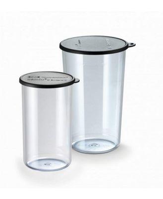Bamix Beakers with Lid 400 & 600mls