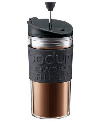Bodum Travel Press 350ml Black