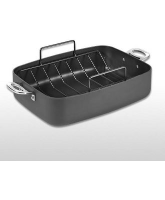 Cuisinart Chef's iA+ 39 x 28cm Roasting Pan with Rack