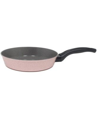 Neoflam Frypan 24cm Pink Marble - Luke Hines