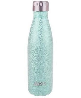 Oasis Stainless Steel Insulated Drink Bottle 500ml Arctic Blue