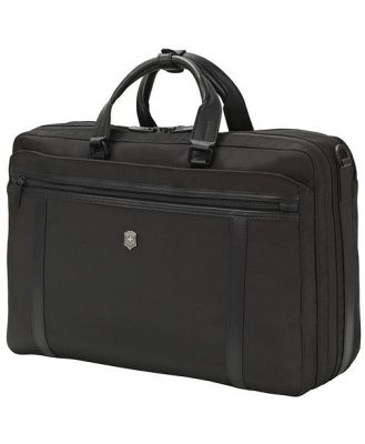 Victorinox Werks 2.0 2 Way Carry Briefcase Backpack
