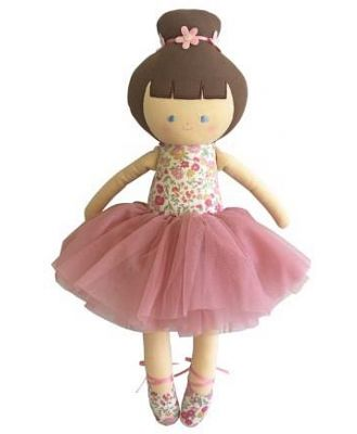 Alimrose Big Ballerina Doll – Rose Garden
