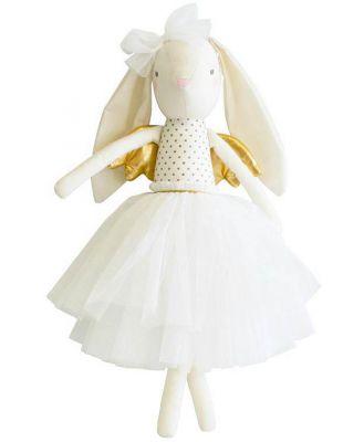 Alimrose Gold Angel Bunny