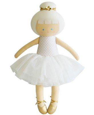 Alimrose Gold Spot Big Ballerina Doll