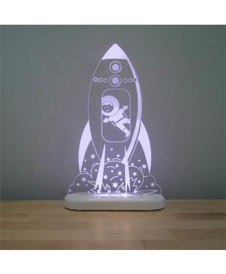 Aloka - LED Sleepy Light - Rocket