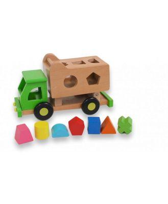Discoveroo Sort N' Tip Garbage Truck